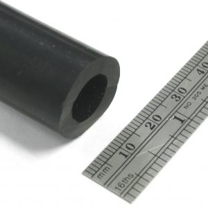 Low Volatile / Low Emission Conductive Silicone Tubing by CRS
